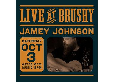 LIVE at Brushy: Jamey Johnson