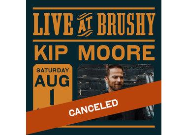 LIVE at Brushy: Kip Moore
