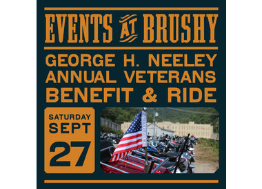 George H. Neeley Annual Veterans Benefit & Ride