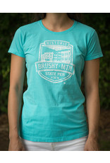 Comfort Colors tee Fitted Ladies Distressed Shild - Tee/ SS