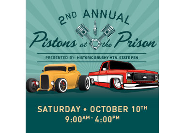 2nd Annual Pistons at the Prison