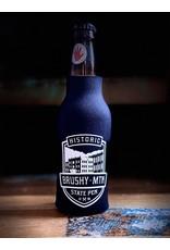 Brushy Shield Bottle Koozie Brushy Shield / Bottle Koozie w/zipper