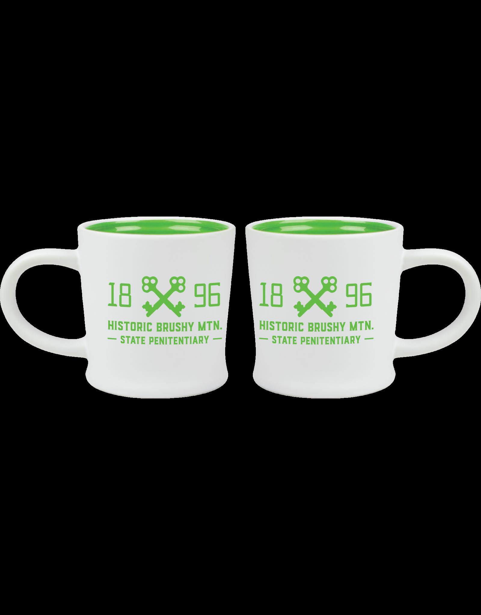 Goldbond 12oz Ripple Coffee Mug