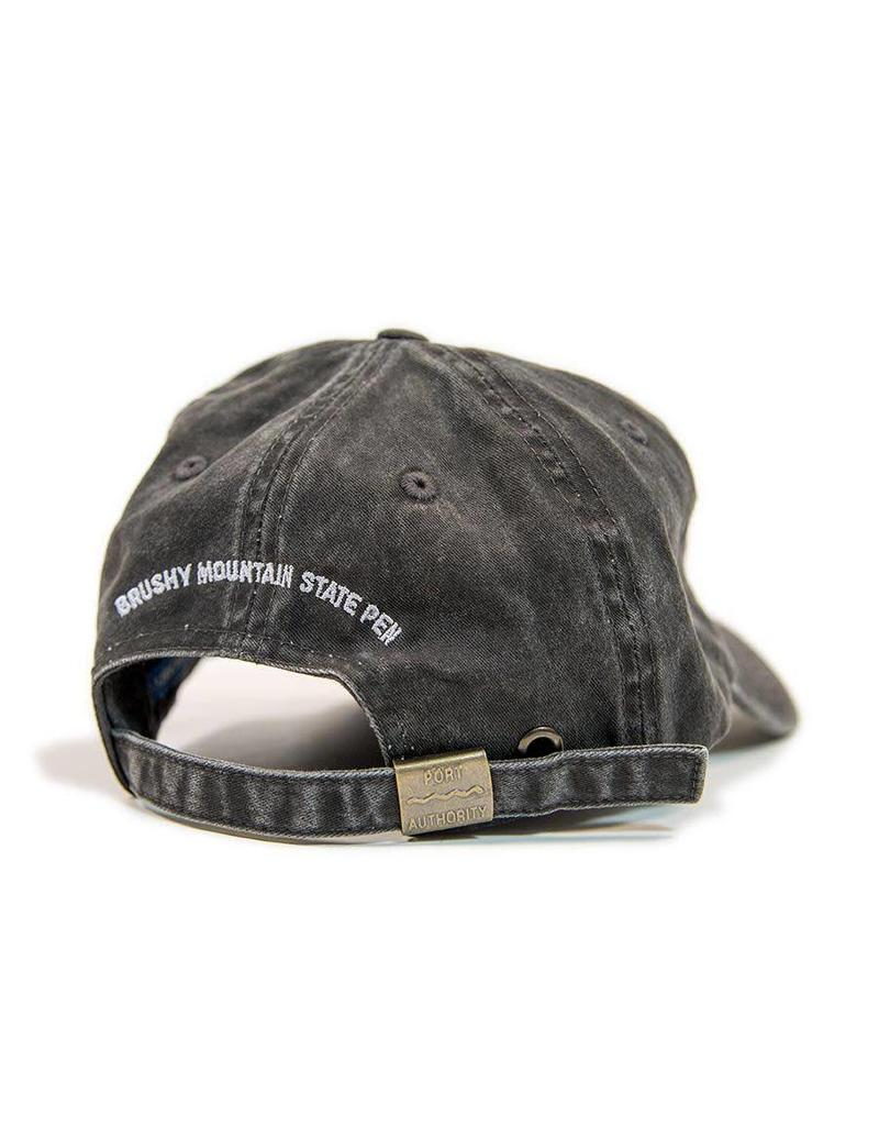 PWU Port Authority 1896 Keys Hat - Black Washed