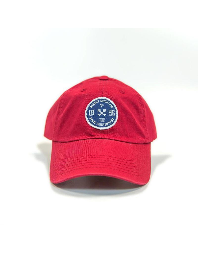 PWU Port Authority Tennessee Stars Hat - Red