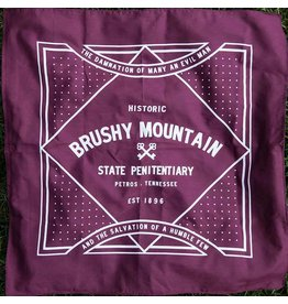 Brushy Diamond Dots Bandana Brushy Diamonds & Dots Bandana