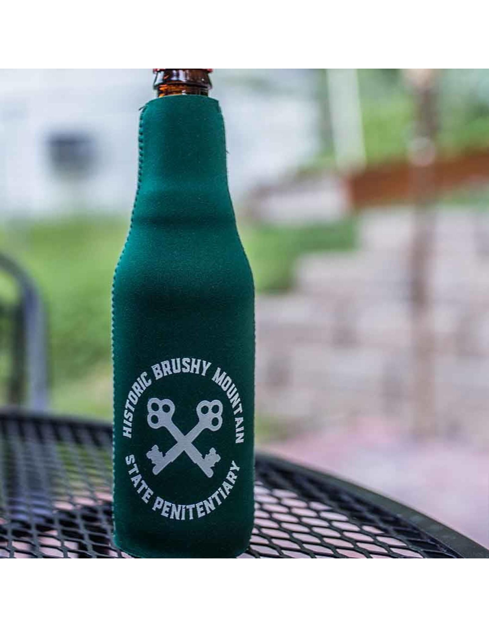 Brushy Circle Keys Bottle Koozie Circle Keys / Bottle Koozie w/zipper