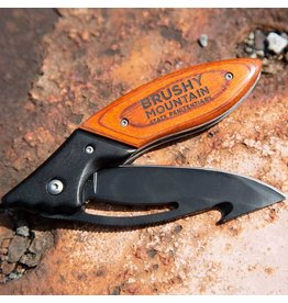 Trailwood Folding Knife Trailwood - Knife - Wood Handle