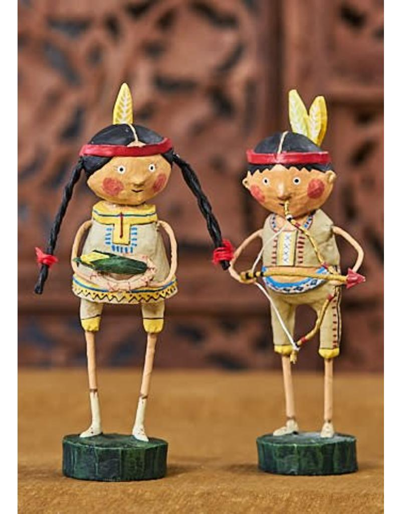 "ESC & Company ""Indian Princess"" Figurine"