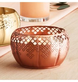 Thymes Heirlum Pumpkin Copper-3 wick
