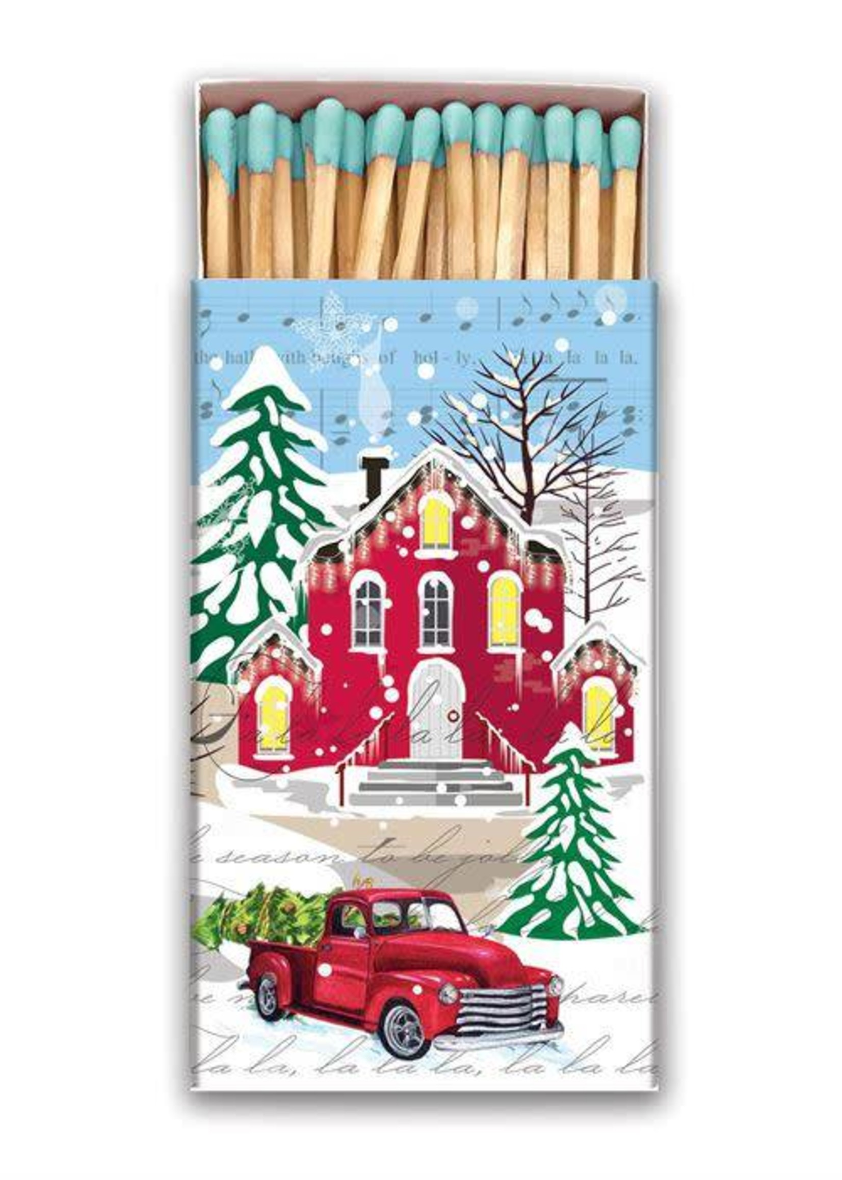 Michel Design Works Christmas Matches