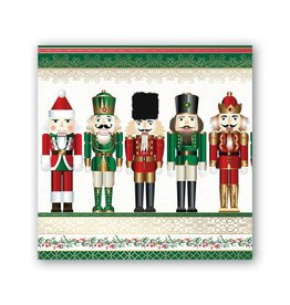 Michel Design Works Nutcracker Cocktail Napkin