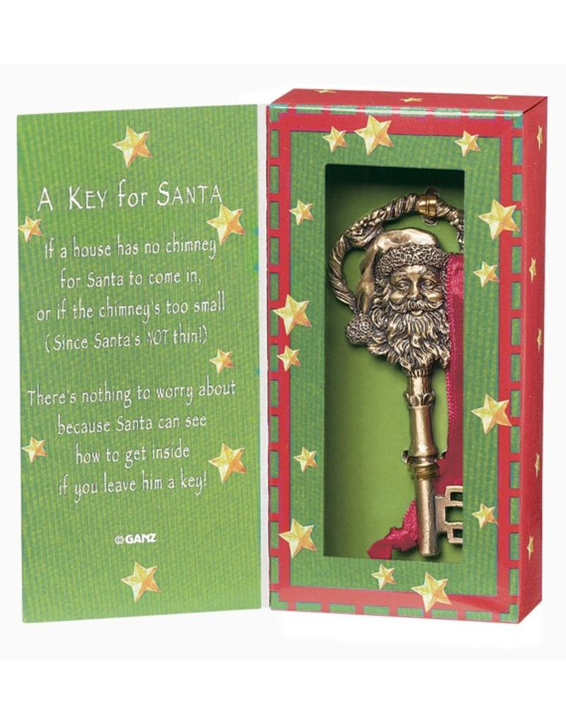 Ganz A Key for Santa