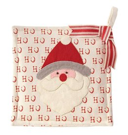 Mud Pie Santa Pot Holder