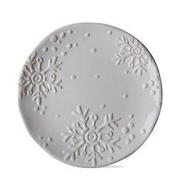 Tag Ltd Let It Snow App Plate