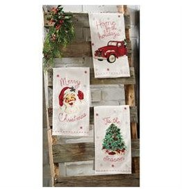 Car Vintage Towel