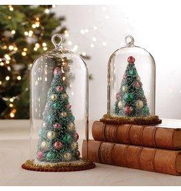raz Tree in Dome Ornament Small