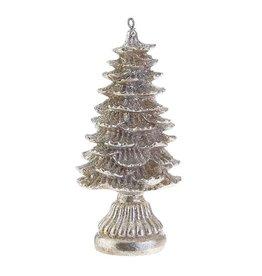 raz Topiary Christmas Tree Ornament