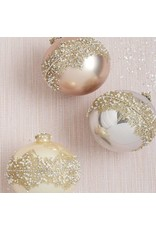 raz Beaded Ball Ornament