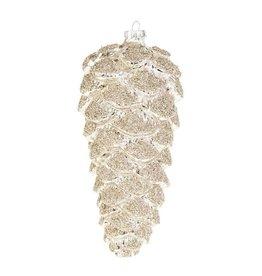 raz Pinecone Ornament