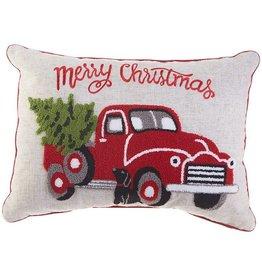 """raz 19"""" Truck Pillow"""
