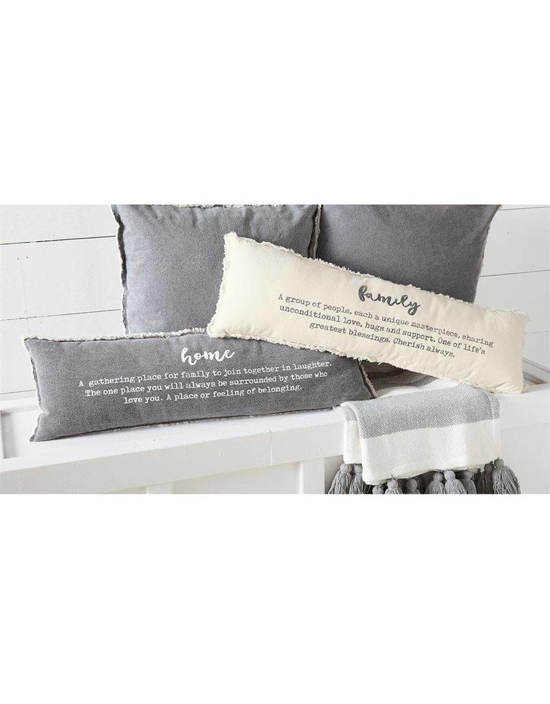 Mud Pie Home Definition Pillow