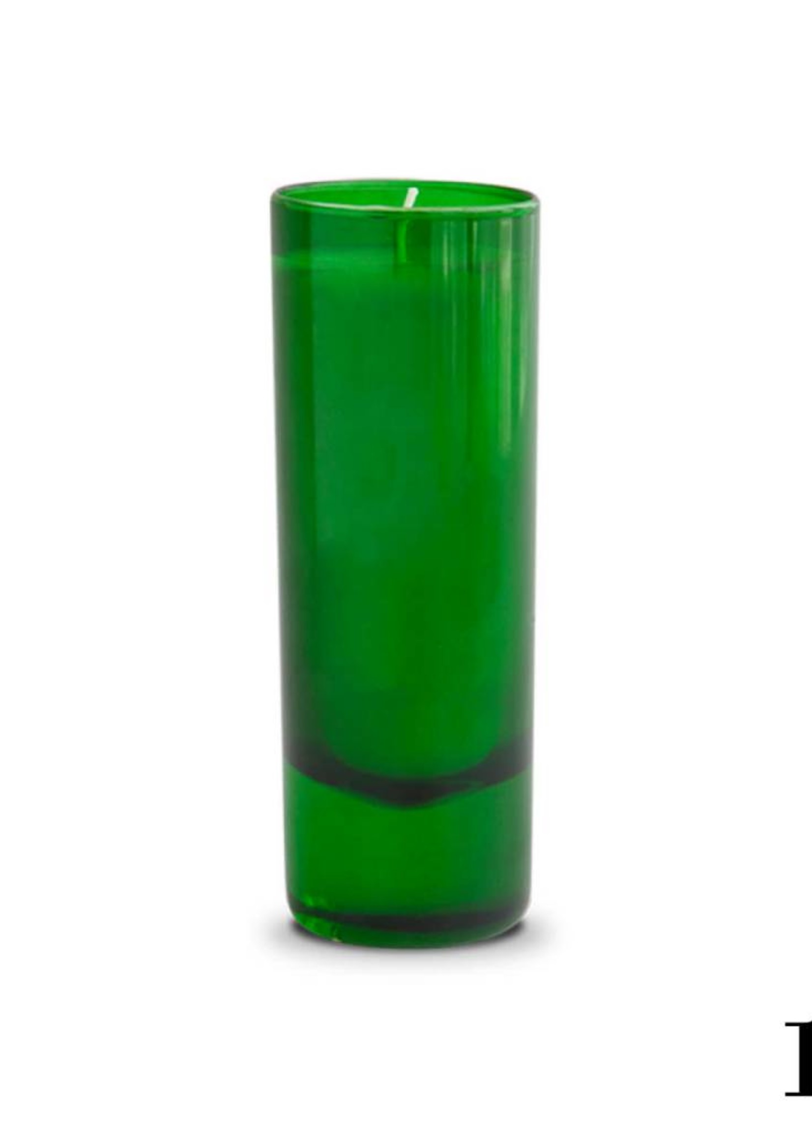 Mixture Candles 2oz Classic Votive, Green, Holiday Festival