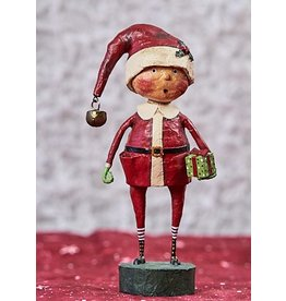 "ESC & Company ""Playing Santa"" Figurine"