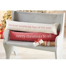 Merry Skinny Long Pillow