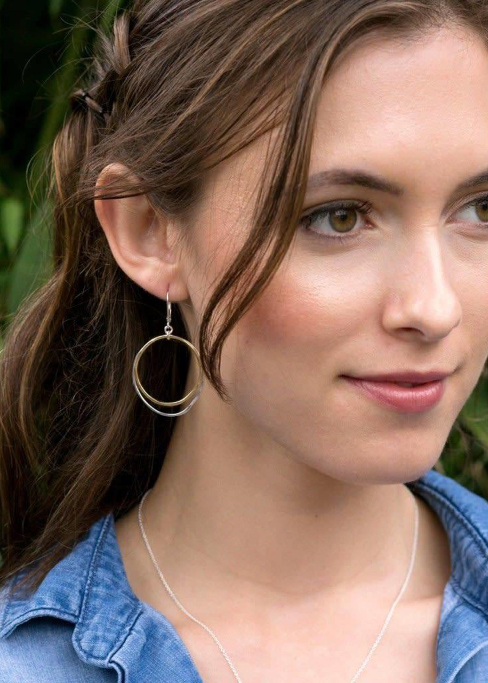 Freshie & Zero SS Caldera Earrings