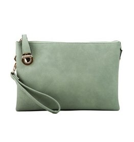 Buford Wholesale Clutch / Crossbody Sage