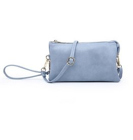 Buford Wholesale Wristlet Wallet Periwinkle