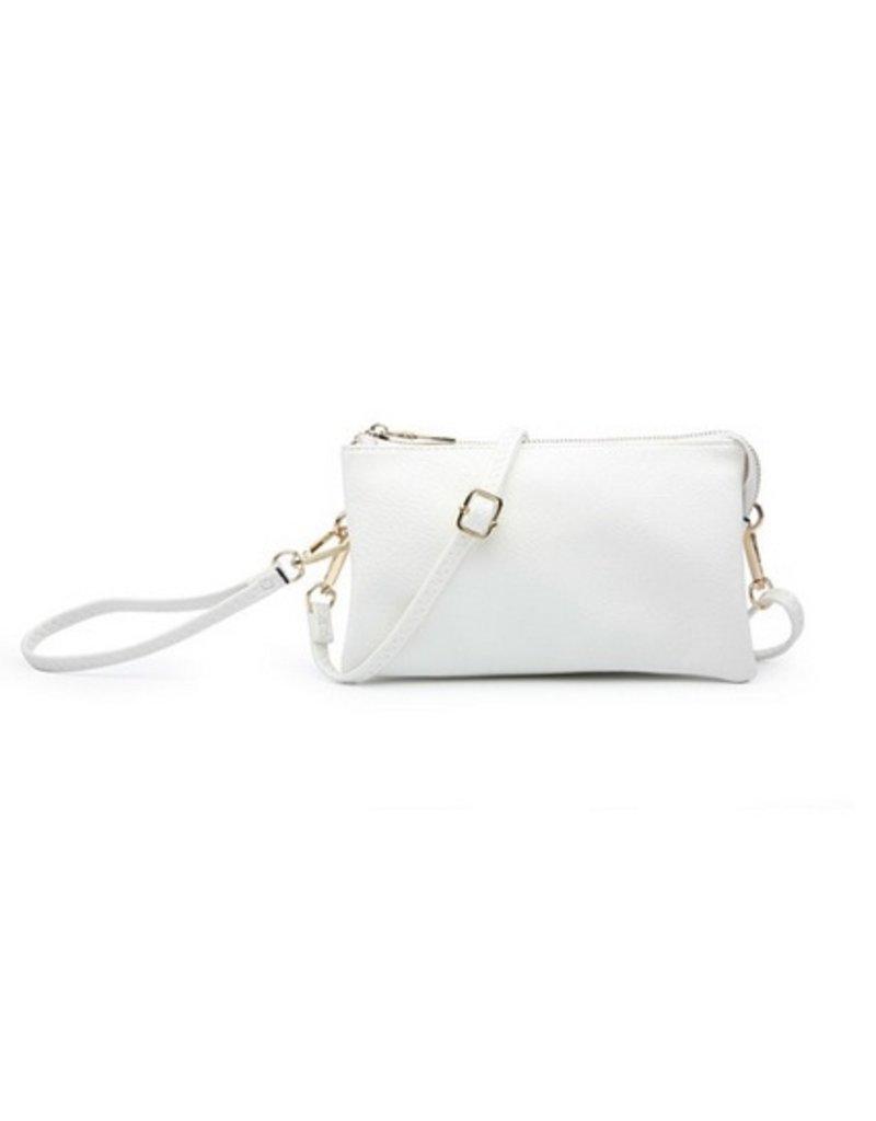 Buford Wholesale Wristlet Wallet White