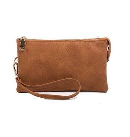 Buford Wholesale Wristlet Wallet Brown