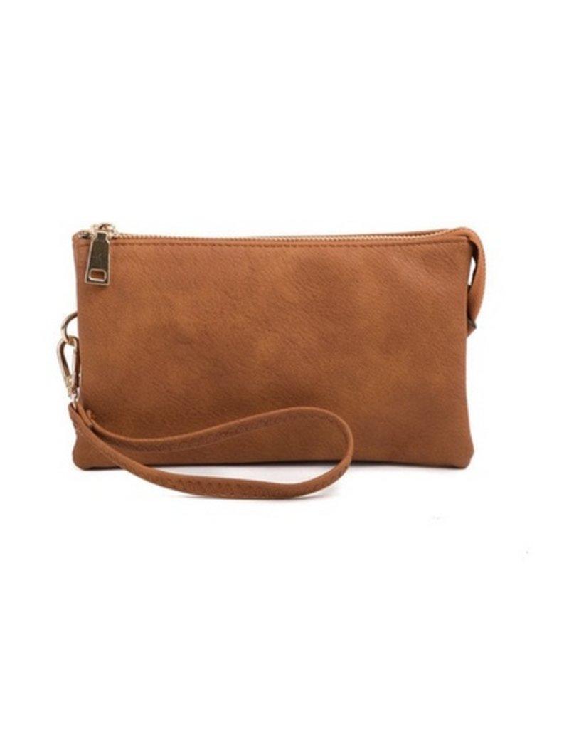 Buford Wholesale Wristlet Wallet Brown