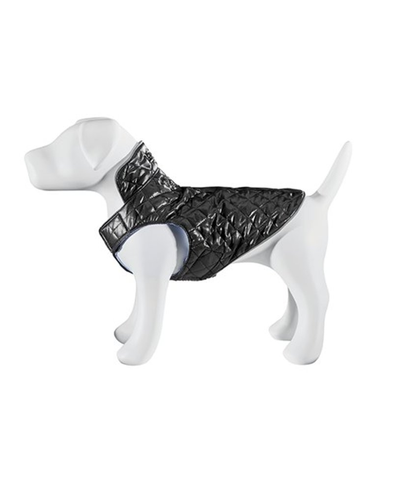 Oliver Thomas Dog Coat Black