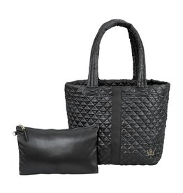 Oliver Thomas Wingwoman Tote Lrg Black