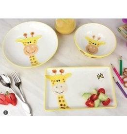 Pampa Bay Giraffe Dish Set