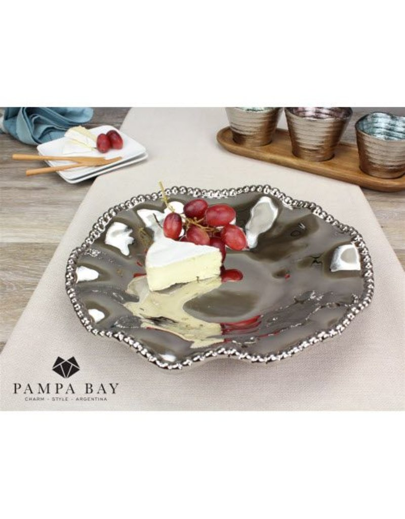 Pampa Bay Round Serving Piece