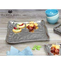 Pampa Bay Square Serving Platter