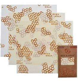 Bee's Wrap Set/3 Large Wraps