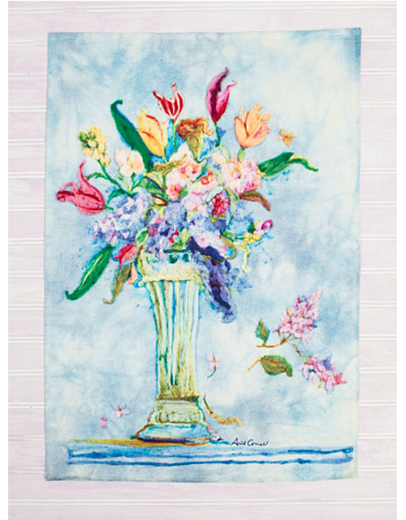 April Cornell Spring Romance Tea Towel Multi