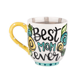Glory Haus Best Mom Ever Mug