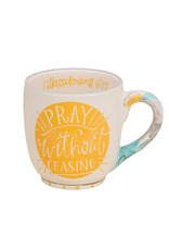 Glory Haus Pray Without Ceasing Mug