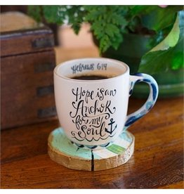 Glory Haus Hope is an Anchor Mug