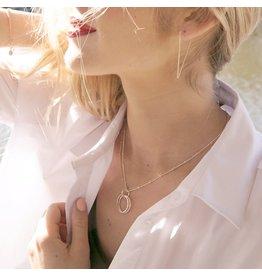 Freshie & Zero Glam Orbits Adjustable Necklace