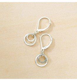 Freshie & Zero SS Tiny Spin Earrings
