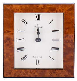 Galassi Chestnut Clock 4 x 4