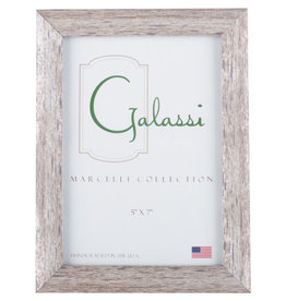Galassi Marcelli Silver Fossil Frame 5 x 7