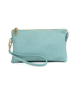 Buford Wholesale Wristlet Wallet Cyan